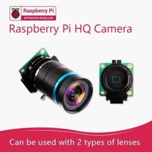 Caméra HQ 12.3MP pour Raspberry Pi