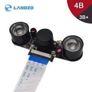 Caméra 5MP Vision nocturne pour Raspberry Pi
