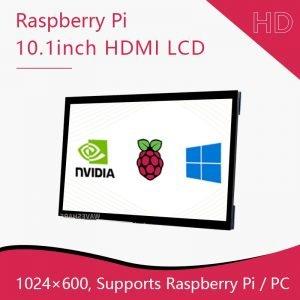 Ecran tactile 9 pouces - 10.1 pouces pour Raspberry Pi 4/3/2