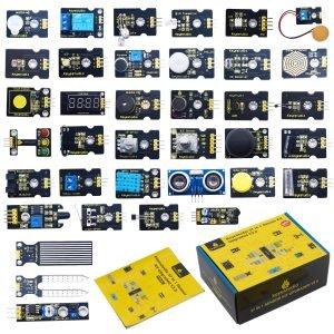 Kit de 37 Capteurs pour Arduino et Raspberry Pi
