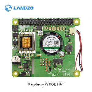 Carte d'extension PoE avec Ventilateur pour Raspberry Pi 4