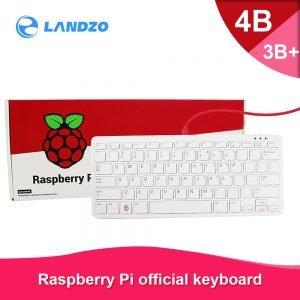 Clavier officiel pour Raspberry Pi 4 et 3