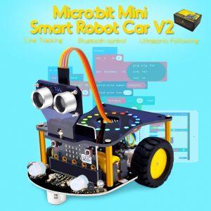 Kit Robot Voiture Keyestudio Micro bit