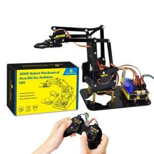 Kit Robot Bras Mécanique Keyestudio 4DOF