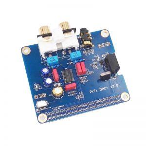 Carte Son - Interface HIFI DAC Audio I2S pour Raspberry pi B+, Pi 2 et Pi 3