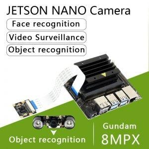Kit Caméra Nvidia IMX219 Jetson Nano
