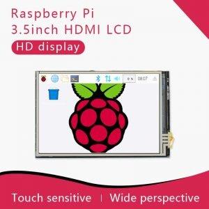 Ecran tactile 3.5 pouces pour Raspberry Pi