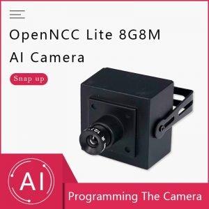 Caméra OPENNCC AI 2MP- 8MP avec Movidius pour reconnaissance faciale et Deep Learning