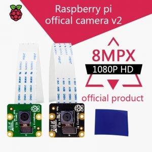Caméra Raspberry Pi V2 8MP